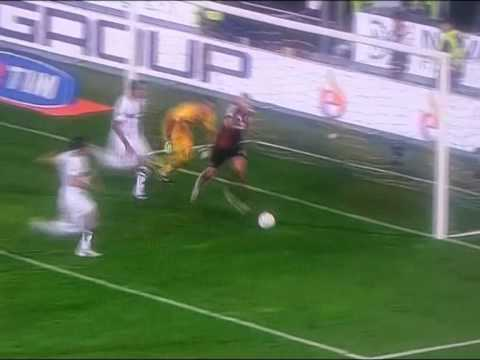 Jérémy Ménez - Golazo al Parma y gol a la Roma [anulado].