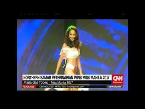 Miss Manila 2017: Northern Samar veterinarian wins