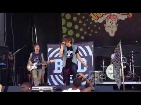 Higher - The Ready Set (Live)