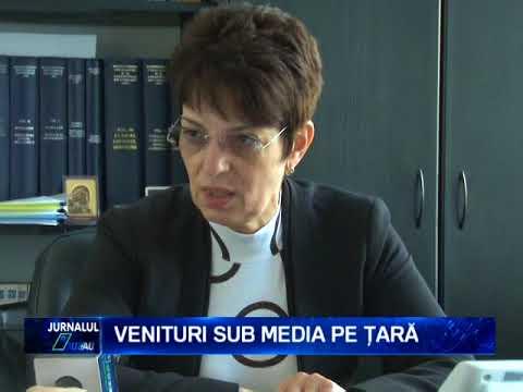 VENITURI SUB MEDIA PE TARA
