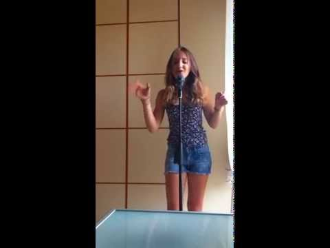Whitney Houston - Didn't we almost have it all- cover