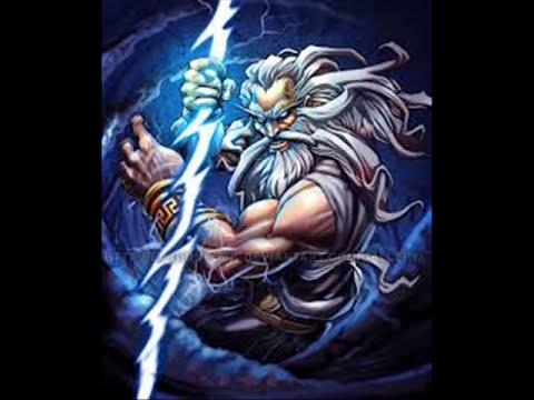 Historia Dios Zeus MARVEL