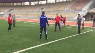 2018 Тренировка