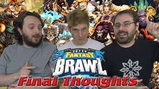 Super Fantasy Brawl Final Thoughts