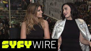 Carmilla The Movie: The Cast Talks Transition to Big Screen | New York Comic-Con 2017 | SYFY WIRE