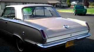 1964 PLYMOUTH VALIANT $3995  SOLD!!