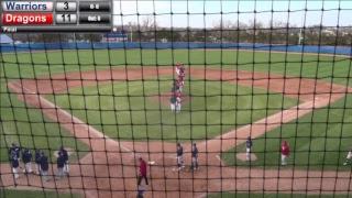 Blue Dragon Baseball vs. Sterling College JV (Game 4)