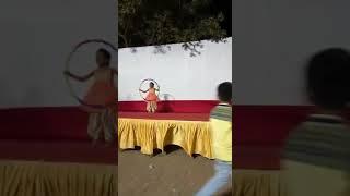 Hula hoop   on choti se Asha by cute shriya