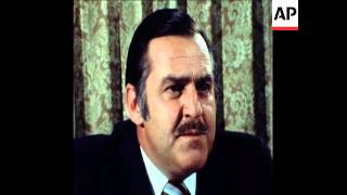 SYND 13 5 78 FOREIGN MINISTER PIK BOTHA INTERVIEW