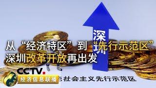 《经济信息联播》 20190922  CCTV财经
