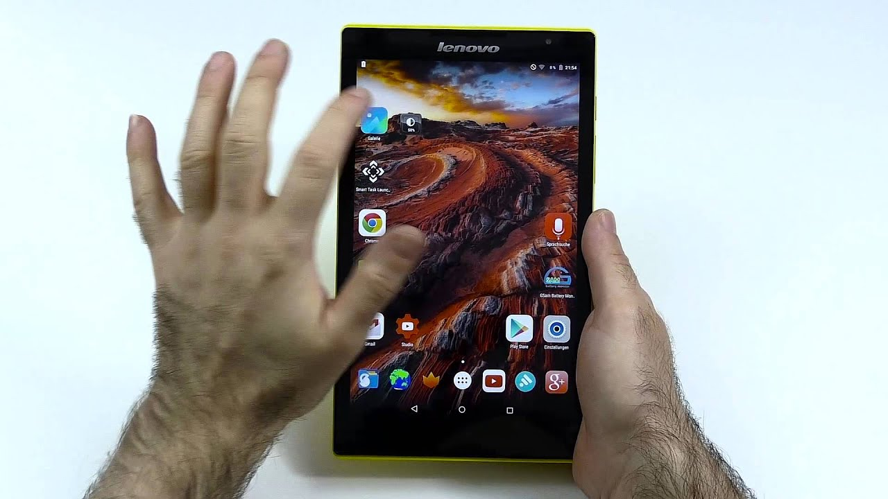 Lenovo Tab S8 Software Update Videos - Waoweo