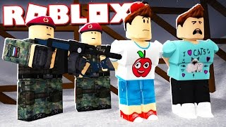 Roblox Adventures - DENIS & SKETCH GET DETAINED!? (Roblox Papers Please Roleplay)