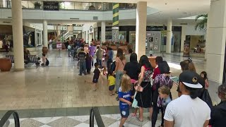 Build-A-Bear Stores Swamped with Customers on Pay Your Age Day