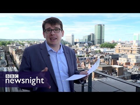 Fire safety: Are rules being undermined? - BBC Newsnight