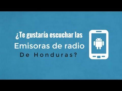 App de Radios Para Android - Emisoras de Honduras