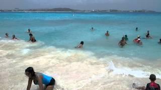 olas de san andres playa  johnny kay