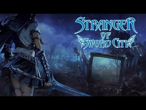 Lets Play Stranger in Sword City Part 3 meeting the queen!