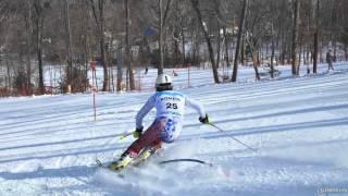 видео Горные лыжи, но в Америке. Но горные лыжи