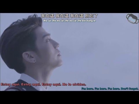 Bii - Back in time [Sub ENG + ESP + Pinyin + Chinese]