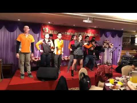 釘子花 阿如 &飛魚樂團 活動演唱花絮 OGRES`怪頭創意活動/婚禮規劃 - YouTube