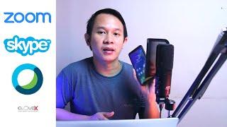 Cara Menjadikan HP sebagai Webcam di Laptop untuk Digunakan di Aplikasi Video Conference