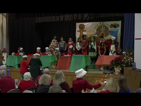 Forder Elementary School 60+ Performance