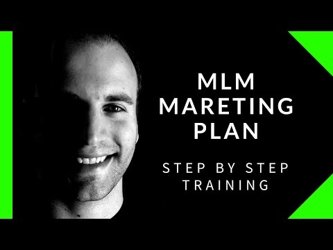 Best MLM Marketing Strategies - Step By Step Marketing Plan