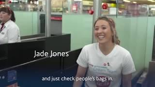 British Airways: Sport Relief Dream Team