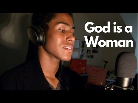 Ariana Grande - God is a Woman (Cover by Jovan Perez)