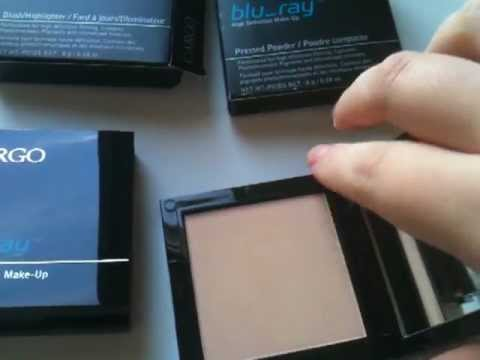 Cargo A Review Of The Bluray Pressed Powder And Blush Youtube
