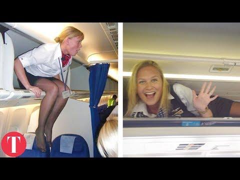 10 Weird Requirements To Work As A Flight Attendant