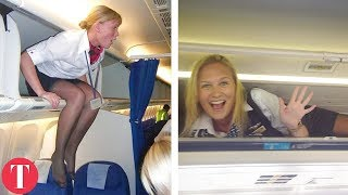 Download 10 Weird Requirements To Work As A Flight Attendant Mp3 and Videos