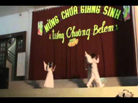 Múa: Đing Đong! Niềm Vui Đêm Thánh (Noel 2010)