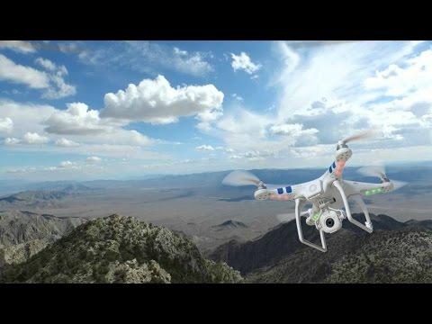 Area 51 (Base) Drone Footage Filmed from Tikaboo Peak (No-Fly Zone) - FindingUFO