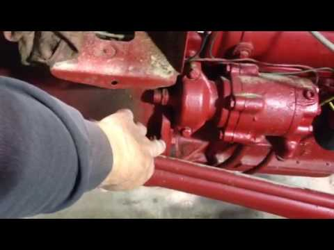 Ford Jubilee Project Bad Clutch 1 Youtube