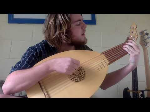 Overs (Simon and Garfunkel lute cover)