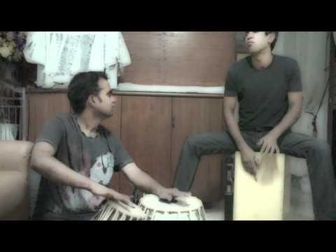 Kamal Bensra & Nawaz Mirajkar - Cajon & Tabla - Part 2