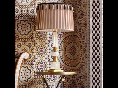 apartment avec une touche de la artisana traditionnel marocain youtube. Black Bedroom Furniture Sets. Home Design Ideas