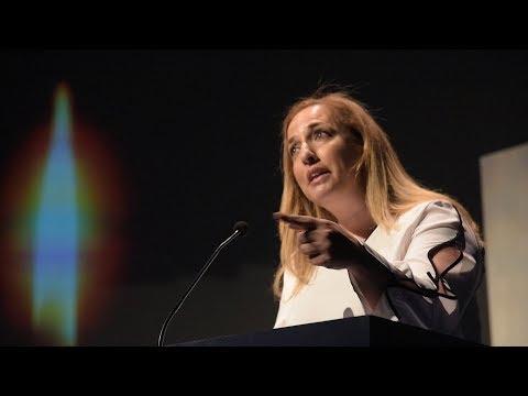 Tribute to Israelis lost to terror and wars - Nevada IAC's Noa Peri-Jensch