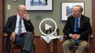 David Gergen & Larry Summers on the Challenges Facing the Global Economy