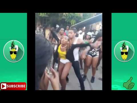 Marvin The Beast | Craziest Moments | Jamaica Dance