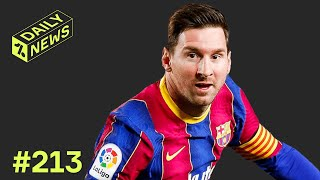 Messi ON FIRE AGAIN + Man United set Pogba DEADLINE!