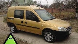 Продам АВТО Опель Комбо Opel Combo груз 1 7DT 2004 Тест драйв