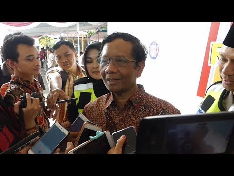 Mahfud MD Ajak Pilih Presiden Yang Konsisten - NET YOGYA