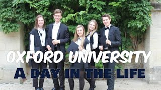 Essay Crises & Endless Reading | A Day in the Life of an Oxford University Student thumbnail