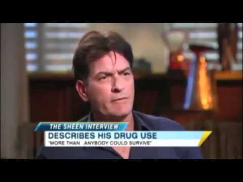 Bi-Winning - Rock Remake - Charlie Sheen Interview