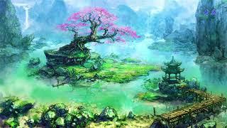 中國古典音樂 古箏音樂 心靈音樂 安靜音樂 放鬆音樂 - Chinese Music Instrumental Music, bamboo flute vs guzheng.