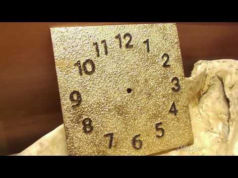 Из чего сделать цифры для часов своими руками