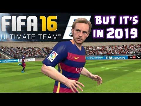 Fifa 16 UT Mobile, But It's In 2019