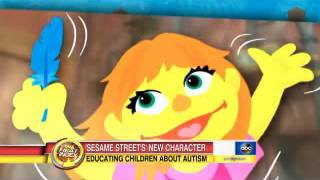 Rachel Simmons talks about Sesame Street on Good Morning America